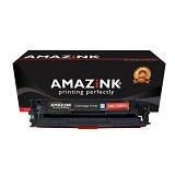 AMAZiNK Cartridge Toner HP 125A Cyan [AMZ-CB541A] (Merchant) - Toner Printer Refill