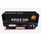 AMAZiNK Cartridge Toner HP 130A Cyan [AMZ-CF351A] (merchant) - Toner Printer Refill