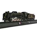 AMERCOM D51 Orient Express (Merchant) - Model Train