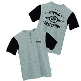 AMMAR KIDS Giving Is Inspiring Size M [AT-18] - Baju Bepergian/Pesta Bayi dan Anak