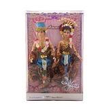AMMIE COLLECTION Boneka Pengantin Berbusana Adat Yogyyakarta - Wall Art / Hiasan Dinding