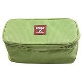 ANEKA IMPORT Underwear Organizer - Green - Travel Bag