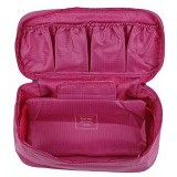 ANEKA IMPORT Underwear Organizer - Maroon - Travel Bag