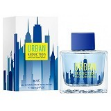 ANTONIO BANDERAS Blue Seduction Urban for Men (Merchant) - Eau De Toilette untuk Pria