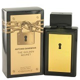 ANTONIO BANDERAS Golden Secret For Men (Merchant) - Eau De Toilette untuk Pria