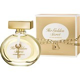 ANTONIO BANDERAS Golden Secret For Women (Merchant) - Eau De Toilette untuk Wanita