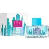 ANTONIO BANDERAS Radiant Blue Seduction Urban for Women (Merchant) - Eau De Toilette untuk Pria