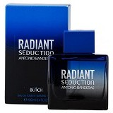 ANTONIO BANDERAS Radiant Seduction in Black for Men EDT 100 ml (Merchant) - Eau De Toilette untuk Pria