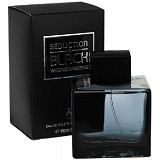 ANTONIO BANDERAS Seduction In Black Men EDT 100 ml (Merchant) - Eau De Toilette untuk Pria