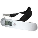 ANYLINK Digital Luggage Scale - Silver - Timbangan Digital