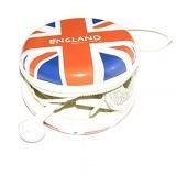 ANYLINX Billionton Dompet Earphone - England (Merchant) - Headphone Stand & Case