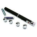 ANYLINX Green Laser Pointer 500 Meter 4 Set - Hitam - Laser Pointer / Wireless Presenter