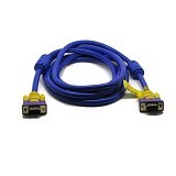 ANYLINX Kabel VGA 3+9  Super High Quality 3M - Blue - Cable / Connector VGA