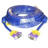 ANYLINX VGA Cable 3+9 Super High Quality 1.5M - Blue