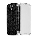 ANYMODE Me In Cover Case Samsung Galaxy S4 - Black - Casing Handphone / Case