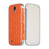 ANYMODE Me In Cover Case Samsung Galaxy S4 - Orange - Casing Handphone / Case