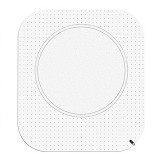 ANYMODE Wireless Charger Universal - White (Merchant) - Charger Handphone