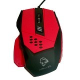 APOLLYON Mouse Gaming G9 - Red (Merchant) - Gaming Mouse