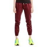 APPAREL LAB Jogger Basic Size S - Maroon (Merchant) - Celana Panjang Wanita