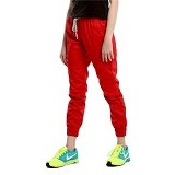 APPAREL LAB Jogger Basic Size S - Red (Merchant) - Celana Panjang Wanita