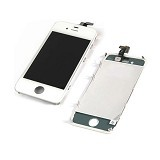 APPLE LCD for iPhone 4S - White (Merchant) - Modif Spare Part