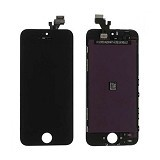 APPLE LCD for iPhone 5 - Black (Merchant) - Modif Spare Part