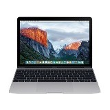 APPLE MacBook [MLH82ID/A] - Gray - Notebook / Laptop Consumer Intel Dual Core