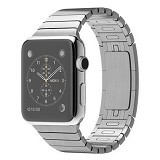 APPLE Watch 38mm Stainless Steel Case with Link Bracelet Silver - Smart Watches