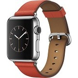 APPLE Watch 38mm Stainless Steel Classic Buckle [MMF82ID/A] - Red - Smart Watches