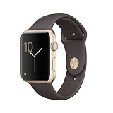 APPLE Watch Series 1 42mm Aluminium Sport - Gold/Cocoa Strap (Merchant) - Smart Watches