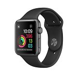 APPLE Watch Series 2 42mm Aluminium Sport [MP062] - Black (Merchant) - Smart Watches