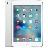 APPLE iPad Mini 4 Wifi 16GB - Silver