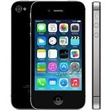 APPLE iPhone 4S 64GB - Black (Merchant) - Smart Phone Apple iPhone
