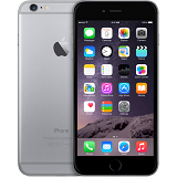 APPLE iPhone 6 Plus 16GB - Space Grey - Smart Phone Apple Iphone