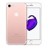 APPLE iPhone 7 128GB - Rose Gold (Merchant) - Smart Phone Apple Iphone