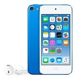 APPLE iPod Touch 64GB 6th Gen - Blue (Merchant) - Mp3 Players