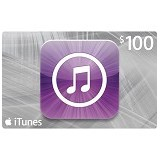 APPLE iTunes Gift Card 100$ Digital Code - Tiket & Voucher