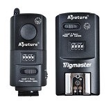 APUTURE Trigmaster MX2N - Flash Wireless Trigger and Slave