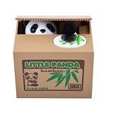 AR Celengan Koin Panda Hucha - Mainan Simulasi