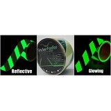 ARE GLOW UP Glow Tape Diagonal (Merchant) - Isolasi / Solatip