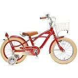 """ASAHI Briller 16"""" - Red - Sepeda Anak"""