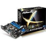 ASROCK Motherboard Socket LGA1150 [H97M Anniversary] - Motherboard Intel Socket LGA1150