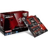 ASROCK Motherboard Socket LGA1151 [Fatal1ty H170 Performance] (Merchant) - Motherboard Intel Socket Lga1151