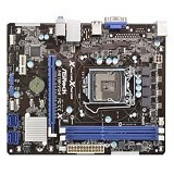 ASROCK Motherboard Socket LGA1155 [H61M-VG4] - Motherboard Intel Socket LGA1155