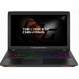 ASUS ROG GL553VE-FY117T - Black (Merchant) - Notebook / Laptop Gaming Intel Core I7