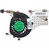HP CPU Fan + Heatsink For 110-3000 110-3000CA 110-3000TU 110-3098NR (Merchant) - Notebook Cooler