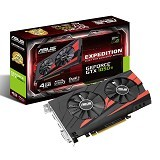 ASUS Expedition GeForce GTX 1050 Ti 4GB GDDR5 (Merchant) - Vga Card Nvidia