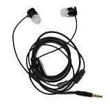 HUAWEI Headset Earphone  - Black (Merchant) - Earphone Ear Monitor / Iem