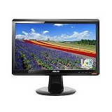 ASUS LED Monitor 15.6 Inch [VH-168 D] - Monitor Led 15 Inch - 19 Inch