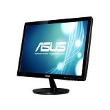 ASUS LED Monitor 18.5 Inch [VS-197 DE] - Monitor Led 15 Inch - 19 Inch